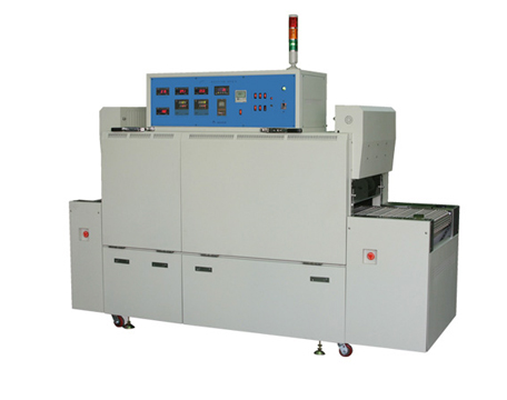 J-RCO Hot air mechanical convection conveyor oven
